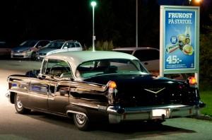 Cadillac Deville 1956 ureg