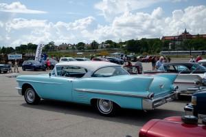 Cadillac Deville 1958