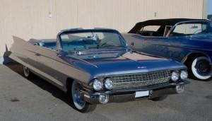 Cadillac serie 62 1961