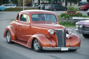 Chevrolet Business Coupe 1938