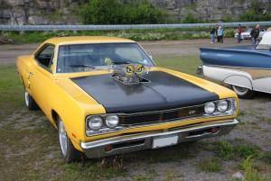 Dodge Coronet 1969 media
