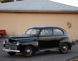 Ford Tudor Sedan 1946