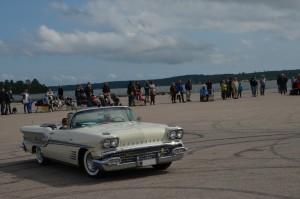 Pontiac Bonneville cab 1958