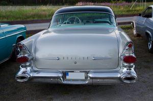 Pontiac Star Chief 1957